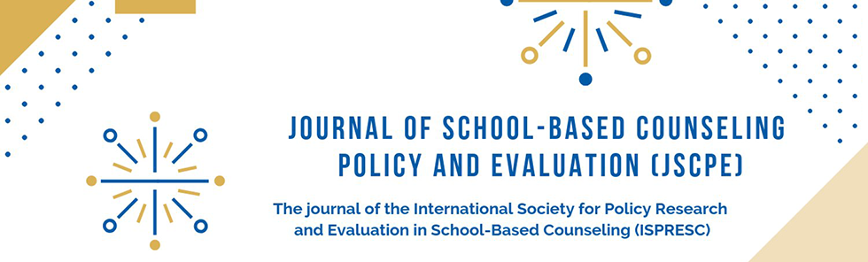 Journal of School-Based Counseling Policy and Evaluation