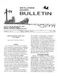 Wetlands Board Bulletin Vol. I, No. 4