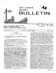 Wetlands Board Bulletin Vol II, No. 1 by Virginia Institute of Marine Science