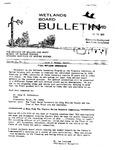 Wetlands Board Bulletin Vol. II, No. 2