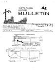 Wetlands Board Bulletin Vol. II, No. 3