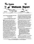The Virginia Wetlands Report, Vol. VI, No. 1