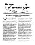 The Virginia Wetlands Report Vol. VII, No. 1 by Virginia Institute of Marine Science
