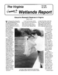 The Virginia Wetlands Report No. 93-10