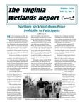 The Virginia Wetlands Report Vol. 11, No. 1 by Virginia Institute of Marine Science