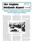 The Virginia Wetlands Report Vol. 12, No. 1 by Virginia Institute of Marine Science