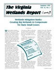 The Virginia Wetlands Report Vol. 12, No. 2 by Virginia Institute of Marine Science