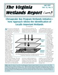 The Virginia Wetlands Report Vol. 12, No. 3 by Virginia Institute of Marine Science