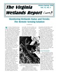 The Virginia Wetlands Report Vol. 13, No. 1 by Virginia Institute of Marine Science