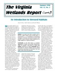 The Virginia Wetlands Report Vol. 13, No. 2 by Virginia Institute of Marine Science