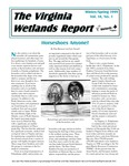 The Virginia Wetlands Report Vol. 14, No. 1 by Virginia Institute of Marine Science