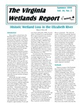 The Virginia Wetlands Report Vol. 14, No. 2 by Virginia Institute of Marine Science