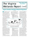 The Virginia Wetlands Report Vol. 15, No. 1 by Virginia Institute of Marine Science