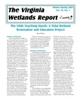 The Virginia Wetlands Report Vol. 16, No. 1 by Virginia Institute of Marine Science