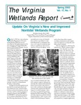 The Virginia Wetlands Report Vol. 17, No. 1 by Virginia Institute of Marine Science