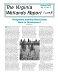 The Virginia Wetlands Report Vol. 17, No. 2 by Virginia Institute of Marine Science
