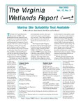The Virginia Wetlands Report Vol. 17, No. 3 by Virginia Institute of Marine Science