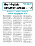 The Virginia Wetlands Report Vol. 18, No. 1 by Virginia Institute of Marine Science