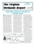 The Virginia Wetlands Report Vol. 18, No. 3 by Virginia Institute of Marine Science