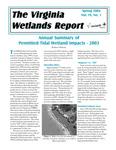 The Virginia Wetlands Report Vol. 19, No. 1