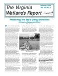 The Virginia Wetlands Report Vol. 19, No. 2 by Virginia Institute of Marine Science