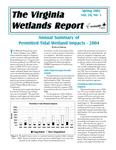 The Virginia Wetlands Report Vol. 20, No. 1