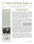 Virginia Wetlands Report Vol. 21, No. 1 by Virginia Institute of Marine Science and Center for Coastal Resources Management