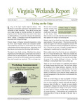 Virginia Wetlands Report Vol. 22, No. 1 by Virginia Institute of Marine Science and Center for Coastal Resources Management