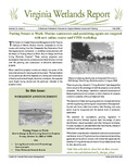Virginia Wetlands Report Vol. 23, No. 2 by Virginia Institute of Marine Science and Center for Coastal Resources Management