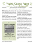 Virginia Wetlands Report Vol. 24, No. 1