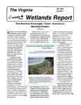 The Virginia Wetlands Report No. 94-9