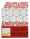 2013-2014 by Middle Eastern Music Ensemble'