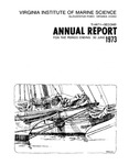 Virginia Institute of Marine Science Thirty-Second Annual Report