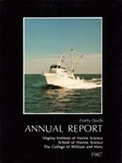 Virginia Institute of Marine Science Forty-Sixth Annual Report by Virginia Institute of Marine Science