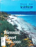 Virginia Institute of Marine Science 1998-2000 Biennial Report by Virginia Institute of Marine Science