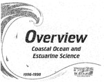 Overview 1996-1998 Virginia Institute of Marine Science by Virginia Institute of Marine Science