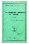 Forty-Second and Forty-Third Annual Reports of the Commission of Fisheries of Virginia