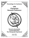 Resuspension Behavior In The Lower Chesapeake Bay by J.P. -Y Maa and C. -H. Lee