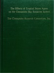The Effects of Tropical Storm Agnes on the Copper and Zinc Budgets of the Rappahannock River by Robert J. Huggett and Michael E. Bender
