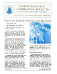 Marine Resource Information Bulletin, Vol. 6, No. 7 by Virginia Sea Grant and Virginia Institute of Marine Science