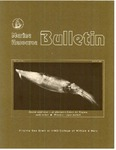 Marine Resource Bulletin Vol. 15, No. 1 by Virginia Sea Grant and Virginia Institute of Marine Science
