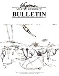 Marine Resource Bulletin Vol. 24, No. 1 & 2 by Virginia Sea Grant and Virginia Institute of Marine Science