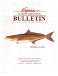 Marine Resource Bulletin Vol. 32, No. 1