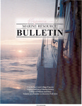 Marine Resource Bulletin Vol. 33, No. 2 by Virginia Sea Grant and Virginia Institute of Marine Science